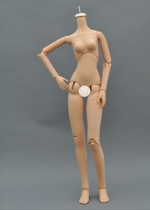 60CM girl body